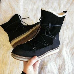 🌟White Mountain Faux Fur Winter Boots